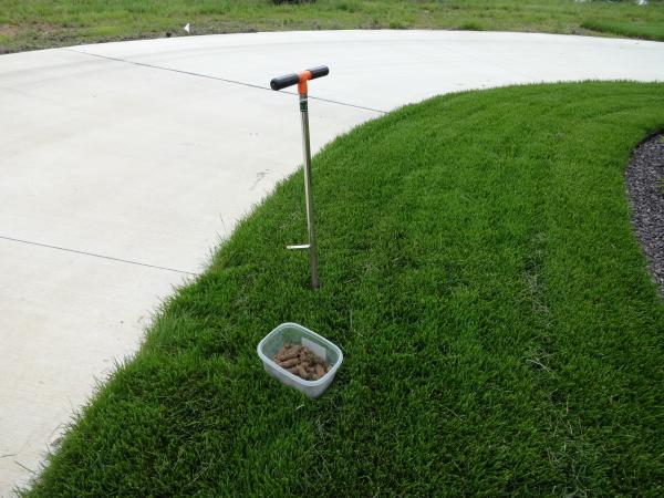 Soil Sample Probe
