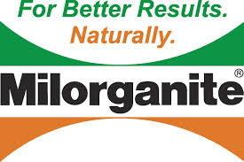 Milorganite natural fertilizer
