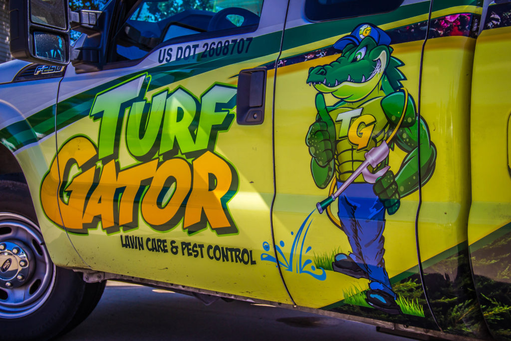 TurfGator providing the best in Outdoor Services