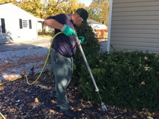 Fall Fertilization - Liquid Applied Fertilizer