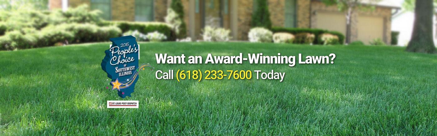 TurfGator Award Winning Lawn